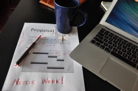 Tips for writing successful grant proposals